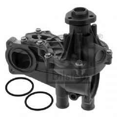 Water Pump with stat housing All 4 cylinder models